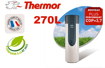 Chauffe eaux thermo-dynamique Thermor